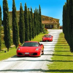 Ferrari тур 40