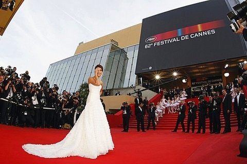 Invitation au Festival de Cannes