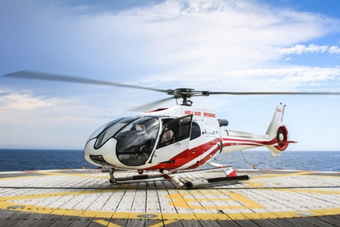 Helicopter flight transfers